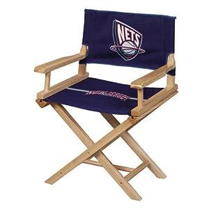 Guidecraft NBA New Jersey Nets Jr. Directors Chair by GuideCraft