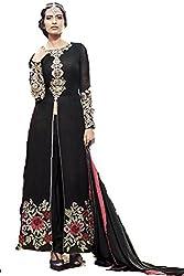 Designer embroidered party wear salwar suit set Ashirwad Divija 80004