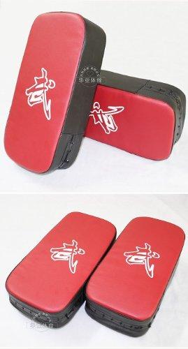 キックミット2個セット キックボクシング 空手 テコンドー フルコン 総合格闘技