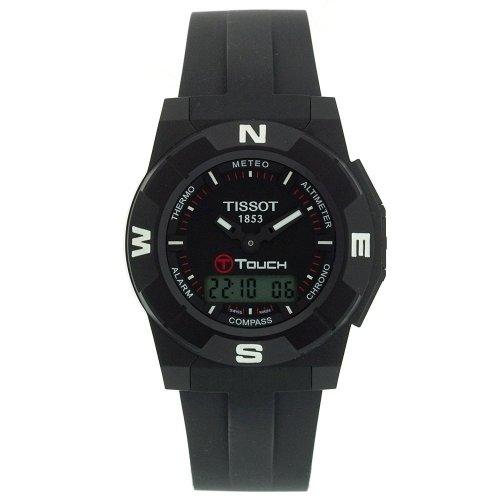 Tissot Men's T0015204705100 T-Touch Watch