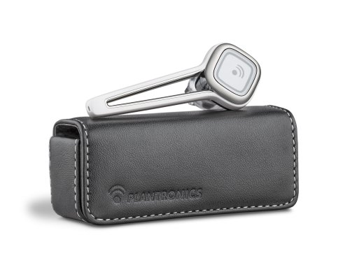 Plantronics Discovery 925 Bluetooth Headset (White)