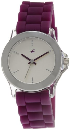 Fastrack Beach Upgrades Analog White Dial Women's Watch – NE9827PP06J