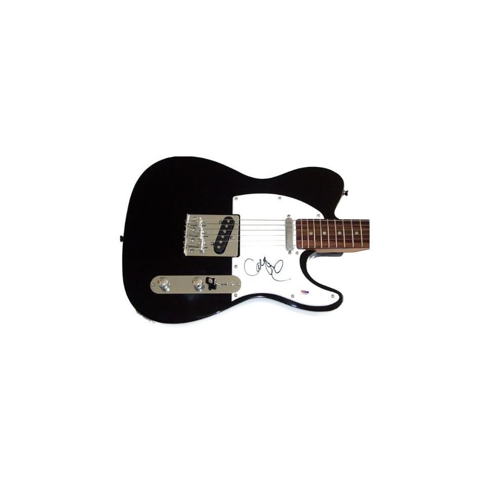 Hole Courtney Love Autographed Signed Guitar PSA/DNA
