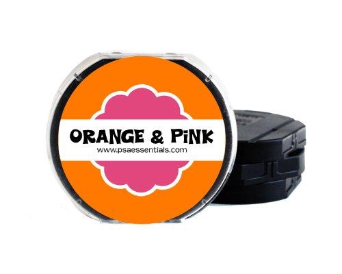 PSA Essentials 2-Color Ink Pad, Poppy/Grapefruit