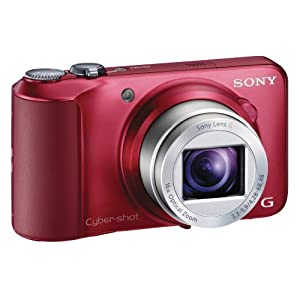 Sony Cyber-shot DSC-H90 16.1 MP Digital Camera with 16x Optical Zoom and 3.0-inch LCD