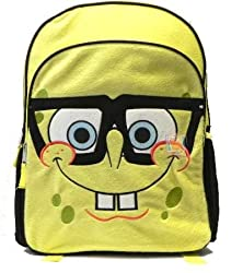 SpongeBob SquarePants Plush Backpack
