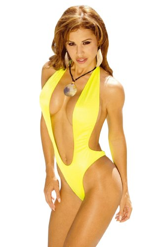 Elegant Moments IS-EM-4416, Be Super Hot in this One Piece Dancer Outfit