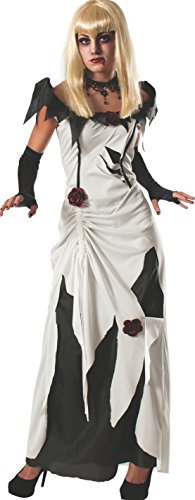Rubie's Costume Women's Scary Tales Adult Creeping Beauty Costume