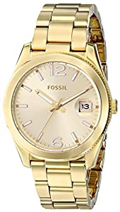 Fossil Women's ES3586 Analog Display Analog Quartz Gold Watch