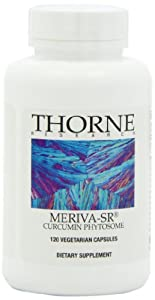 THORNE RESEARCH - Meriva-SR - 120ct [Health and Beauty]