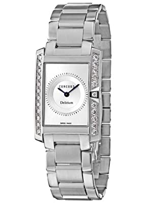 Concord Delirium Women's Quartz Watch 0311760