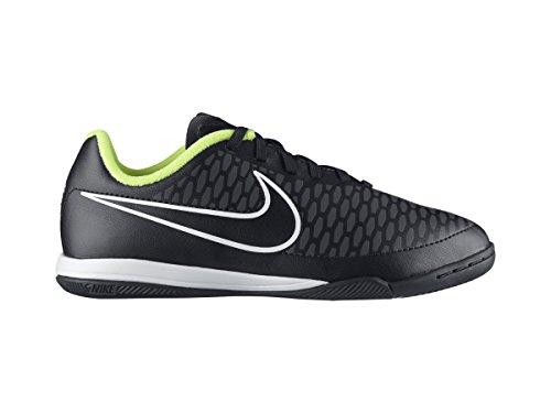 Nike Youth Magista Onda Indoor [Black/Volt/Black] (10C)