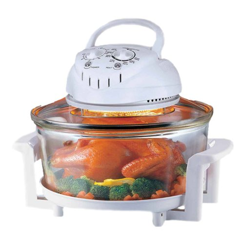 Review Of Enjoy Cooking Your Favorite Convection Oven Recipes in an Oyama 9.5 Quart Turbo Convection...