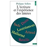 img - for L'\Ecriture et l'Experience des Limites book / textbook / text book