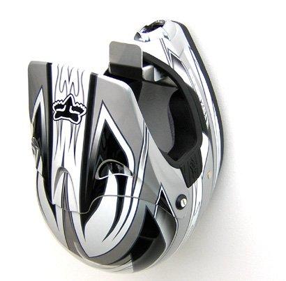 Pit Posse Aluminum Helmet Hook Rack Storage Enclosed Cargo Race Trailer Shop Garage Accessory NHRA