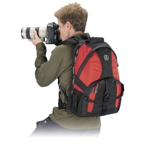 tamrac カメラリュック 9L レッド×ブラック 5549-20