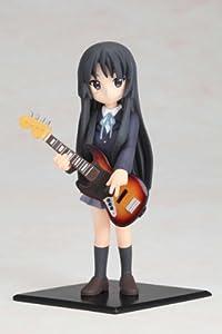 K-ON! Toy'sworks Collection 4.5 Trading Figur: Mio Akiyama 9 cm