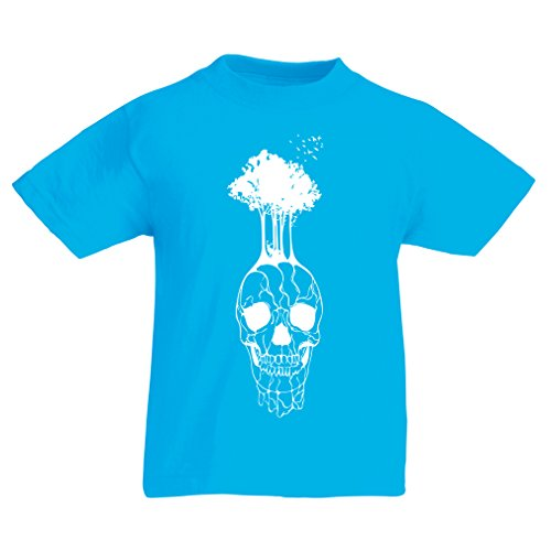 funny-t-shirts-for-kids-the-skull-and-the-tree-7-8-years-light-blue-multi-color
