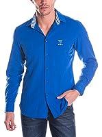 Giorgio Di Mare Camisa Hombre (Azul Royal)