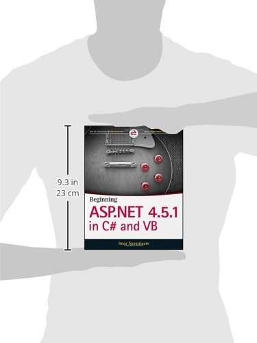beginning asp.net 4.5 in c# and vb imar spaanjaars pdf