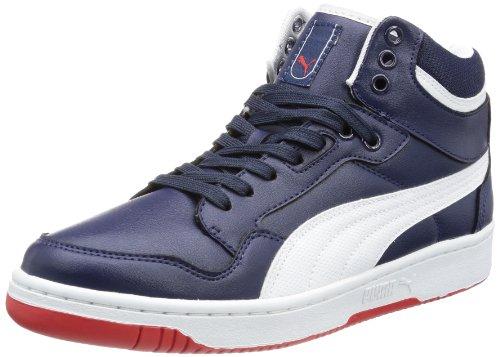 Puma Rebound Mid FS 4 354909, Sneaker uomo, Nero (Noir (05)), 43