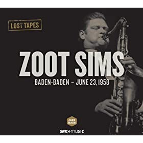 Zoot Sims - Lost Tapes