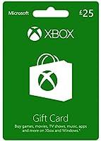 Microsoft Gift Card - GBP25 (Xbox One/360)