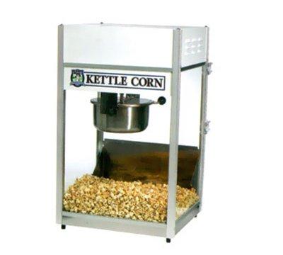 Gold Medal 2656Kc 120208 Kettle Corn Ultra-60 Special W/ 6-Oz Kettle & Temp. Controls, 120/208V, Each