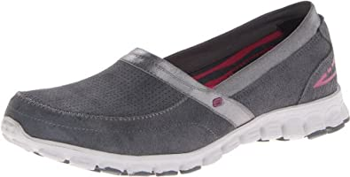 Skechers Women's Promise Fashion Sneaker,Grey,5 M US