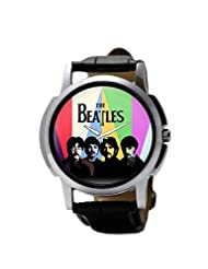PosterGuy Beatles Fan Art Men's Wrist Watches