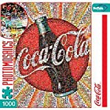 Photomosaic Coca-Cola 1000 Piece Jigsaw ...