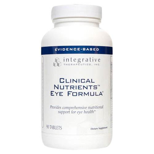 ITI Integrative Therapeutics - Clinical Nutrients Eye Formula (90 Tablets) (CLI25)