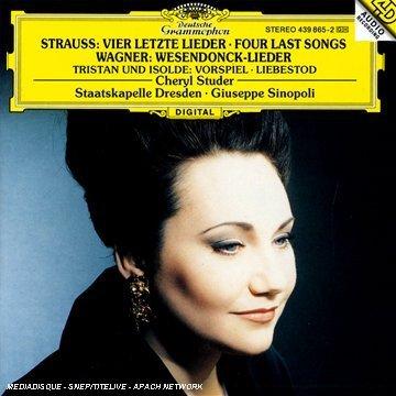 Strauss: Four Last Songs / Wagner: Wesendonck Lieder; Tristan und Isolde- Prelude & Liebestod