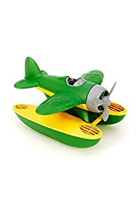 Green Toys Recycled USA made Seaplane (Green)