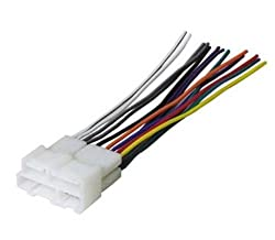 See Wire Harness for Chevrolet Stereo Radio Standard Systems Details