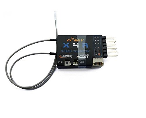 Frsky 3/16CH X Series Dual-way Receiver X4RSB w/Smart Port SBUS