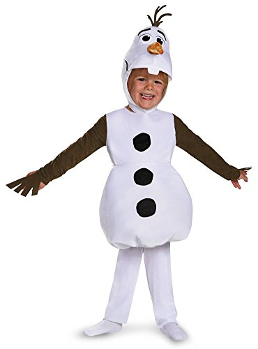 Disney Frozen: Infant Toddler Classic Olaf Costume