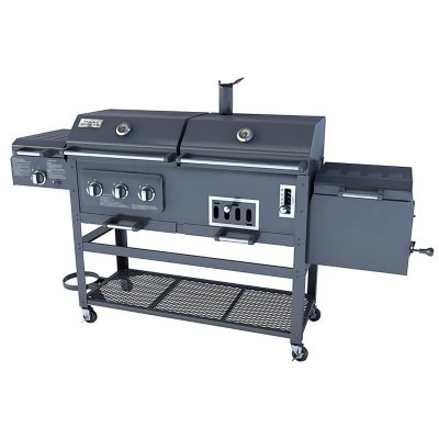 Smoke Hollow 4-In-1 Combo Grill
