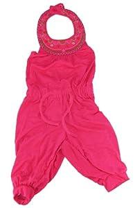 Pink Angel Toddler Girls Pink Aladdin Magic Halter Romper 2T 3T 4T by Pink Angel
