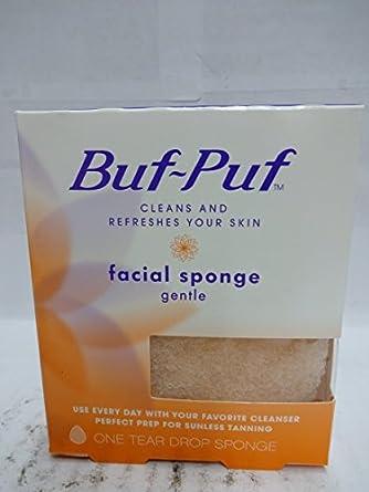Puf sponge buf facial