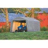 ShelterLogic 12 x 24 x 8 ft. Instant Heavy Duty Garage