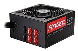 Antec High Current Gamer HCG-620M, 80 PLUS BRONZE, 620 Watt Modular Power Supply