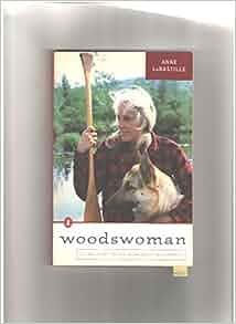 Woodswoman Living Alone in the Adirondack Wilderness ...