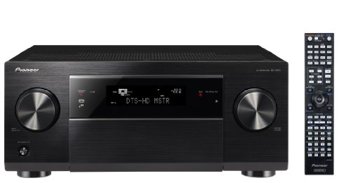 Click to buy Pioneer SC-1523-K 9.2-Channel Network A/V Receiver - From only $1100