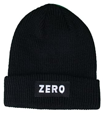 Zero Black Watch Beanie