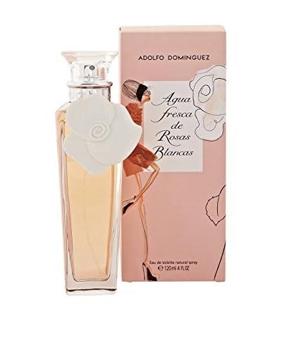 Adolfo Dominguez Eau De Toilette Donna Agua Fresca De Rosas Blancas 120.0 ml