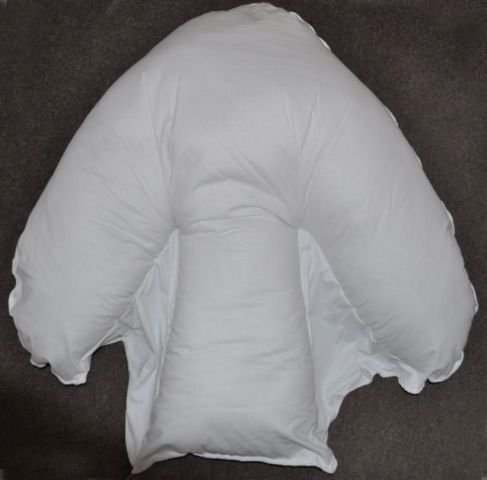 COMFORTNIGHTS BATWING SUPPORT PILLOW