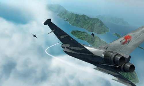 Ace Combat Assault Horizon Legacy screenshot