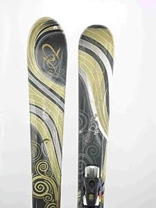 Used K2 One Luv Women's Advanced Shape Ski 711 149cm C