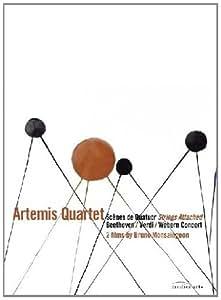 Artemis Qrt Strs Attached: Liv [Import]